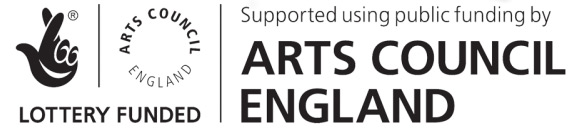 supported by arts council and lottery